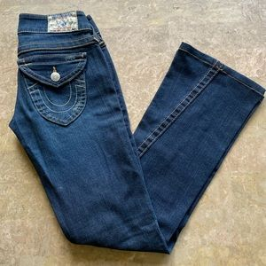 TRUE RELIGION - WORLD TOUR SECTION JOEY - Size 24